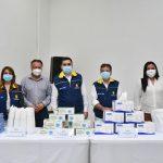Entregan elementos de bioseguridad a la Gobernación de Bolívar