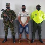 A cárcel jefe de finanzas de la estructura del Clan del Golfo que opera en la región de la Mojana en Bolívar