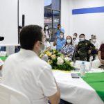 En San Pablo, sur de Bolívar, administración departamental socializa proyectos para esta región